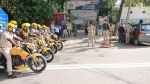 കൊവിഡ് പട്രോളിംഗ്; ഡൽഹിയിൽ 40 മോട്ടോർസൈക്കിളുകൾ വിന്യസിച്ച് പൊലീസ്