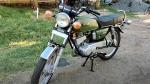 ക്ലാസിക് ഭാവത്തിൽ മിനുങ്ങി യമഹ RX 100