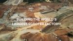 ഇലക്ട്രിക് സ്കൂട്ടര് പ്ലാന്റിന്റെ നിര്മാണം വേഗത്തിലാക്കി ഓല; ഉത്പാദനം 2021 ഓടെ