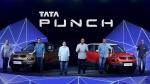 ഫൈവ് സ്റ്റാർ സേഫ്റ്റി റേറ്റിംഗോടെ Punch മൈക്രോ എസ്യുവി പുറത്തിറക്കി Tata; വില 5.49 ലക്ഷം രൂപ