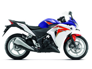 Honda Tri Colour CBR 250R