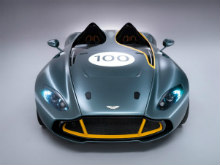 Aston Martin CC100 Speedster Centenary Edition