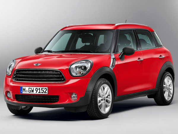 MINI Countryman And Paceman Gain All Wheel Drive