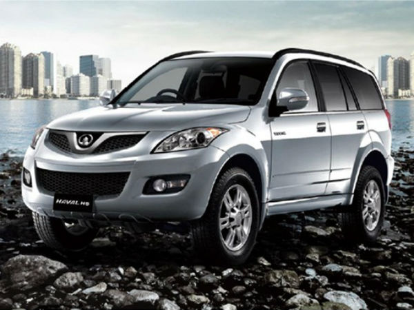 Great Wall Motors Haval H5