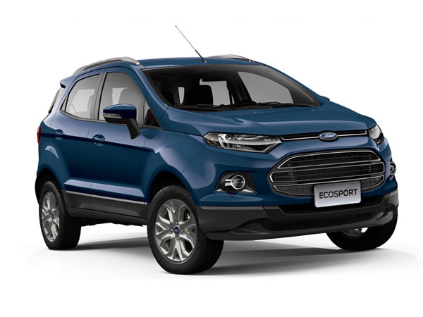 Ford EcoSport Diesel Recalled