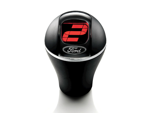 Indy-Cator gear-shifter knob