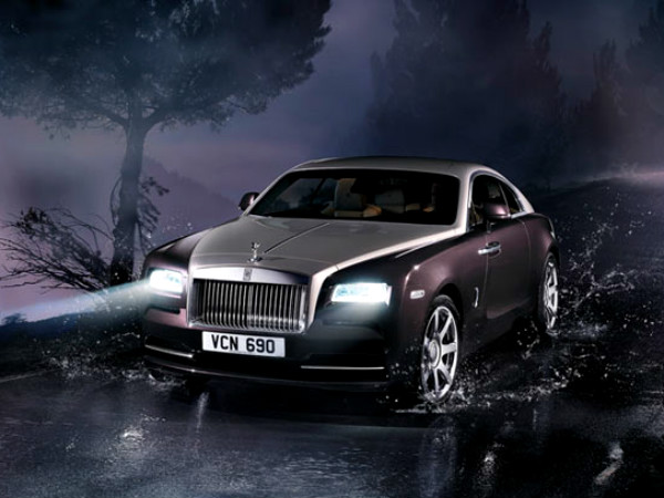 Rolls Royce Wraith To Be Launched In India Next Week