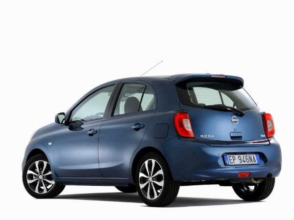 Nissan Micra Diesel XE Base Trim Launched