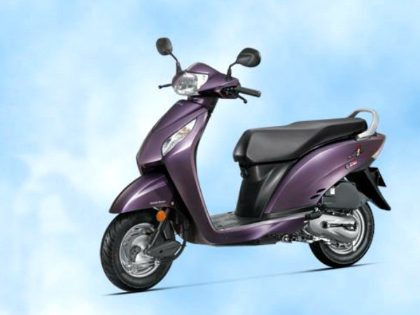 Honda To Launch A New Automatic Scooter