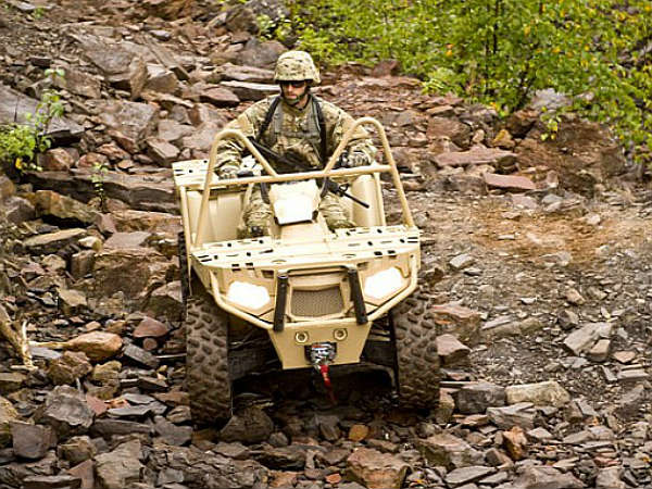 Polaris To Manufacture Military ATV