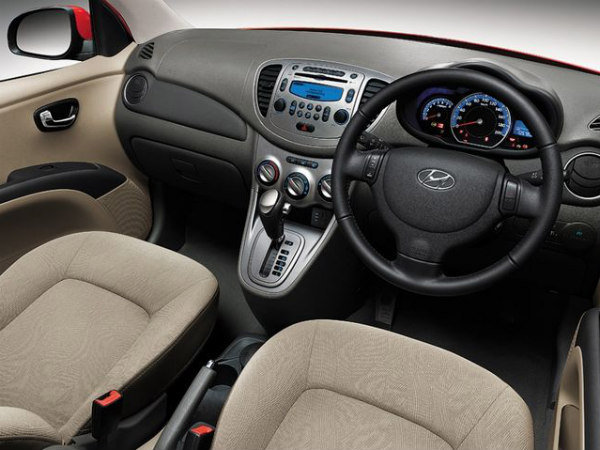 Hyundai i10 Automatic Kappa2 Engine To Be Discontinued
