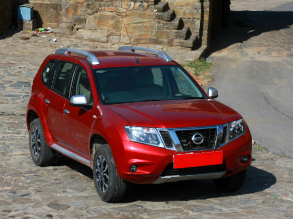Nissan Terrano SUV launched In India