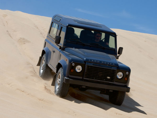 Land Rover To End Defender Production Within Two Years