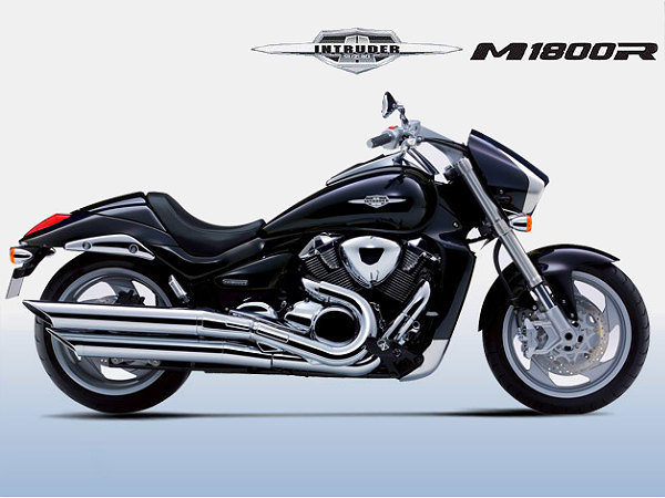 Suzuki Intruder M1800R BOSS Edition Launched