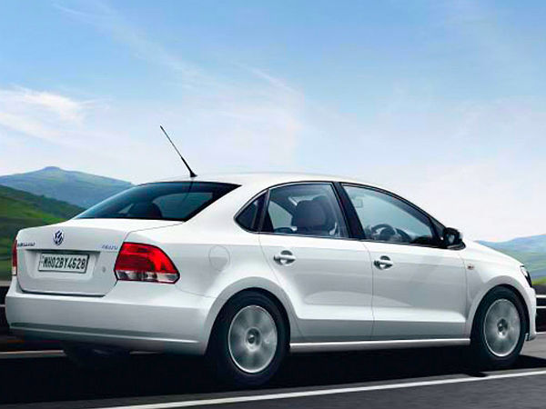 Volkswagen Vento Automatic Discontinued