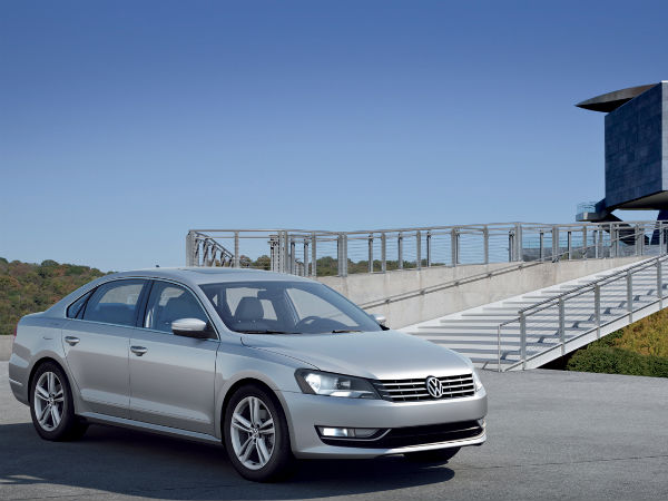 Volkswagen Passat Not Discontinued