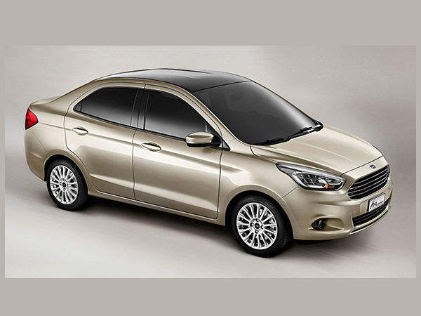 Ford MPV Model To Be Launched In India In 2016