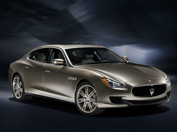 Maserati Special Edition And Concept Car At Geneva 2014