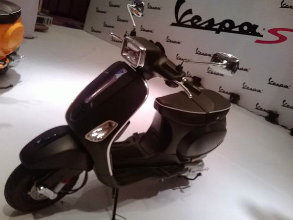 Vespa S Launched In India