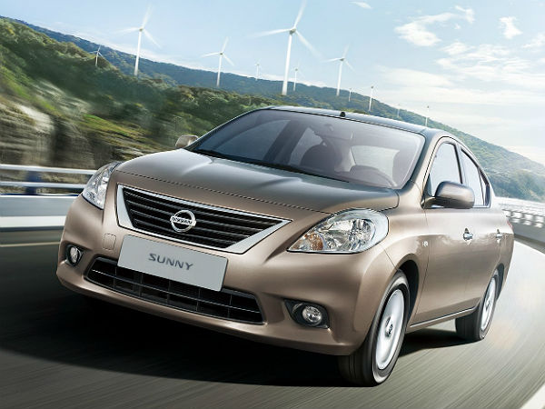 Nissan to assemble Sunny from kits shipped from India