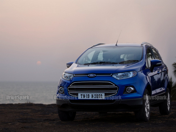 Ford India Resumes Bookings of Ford EcoSport