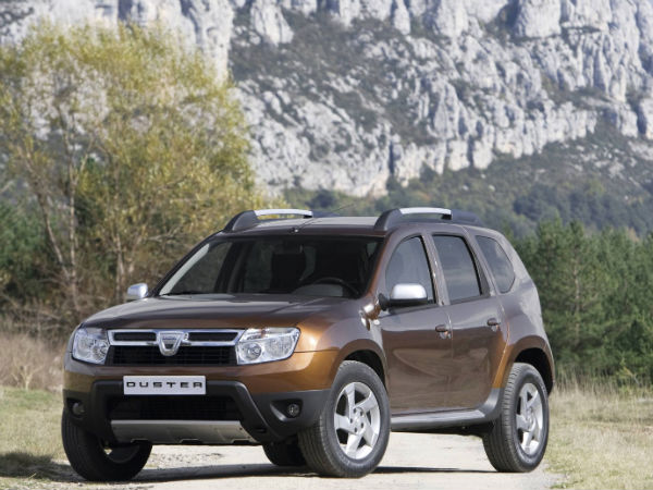 Renault Duster 4WD Indonesia Launch In September