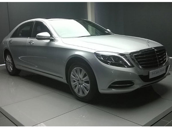 Mercedes-Benz S-Class Diesel S 350 CDI Launched