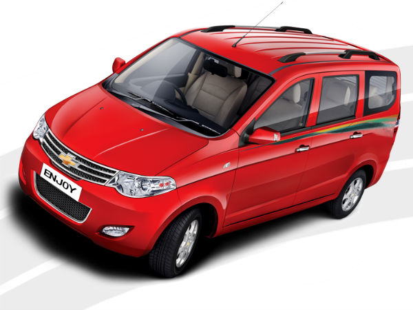 Chevrolet Launches Enjoy Year of Enjoyment Edition