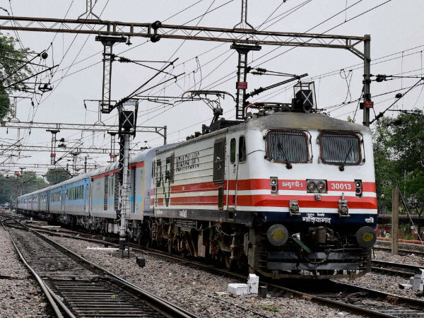 Indian Railways conducts trial run