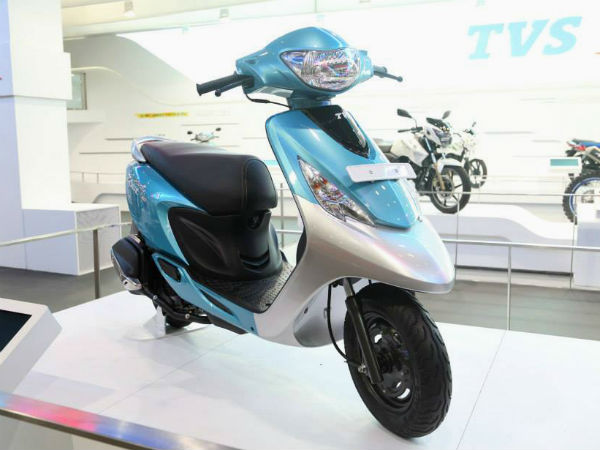 TVS Motors Future Depends On Their Scooters