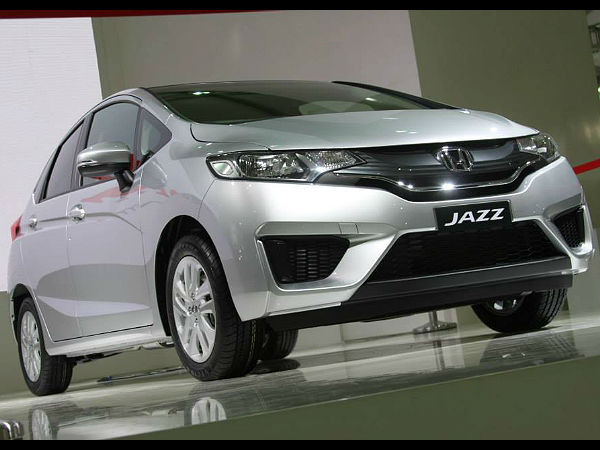 Honda Jazz India launch in March 2015