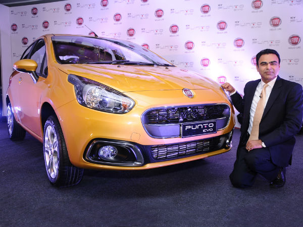 Punto Evo Launched In Bangalore