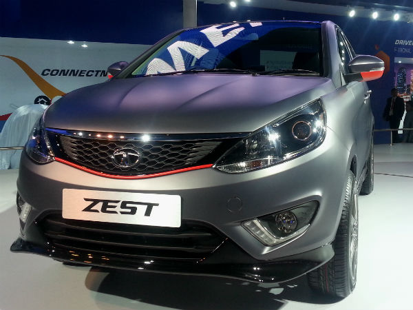 Tata Zest Launching On 12th August
