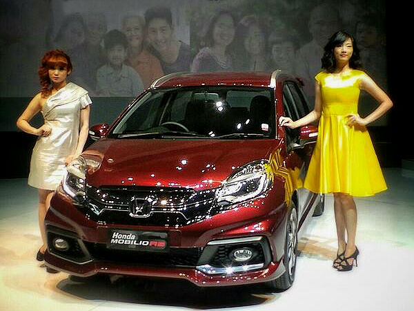 Honda Mobilio gets 20000 bookings