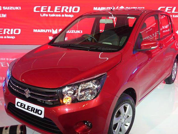 Suzuki Celerio AMT to be launched in the UK