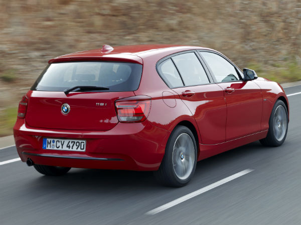 BMW India Offers Its 1 Series