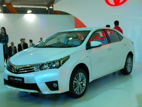 Toyota India Order Recall Of Corolla Altis Due To Engine Issue
