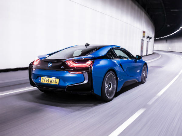 BMW India Plan To Launch i8 Sportscar By February, 2015