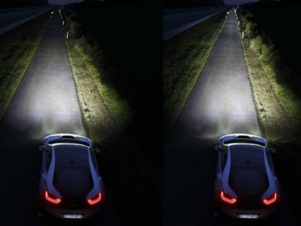 BMW smart lasers and OLED to light up CES 2015