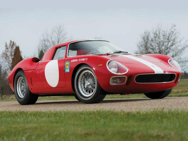 1964 Ferrari 250 LM Auctioned For Almost INR 60 Crore