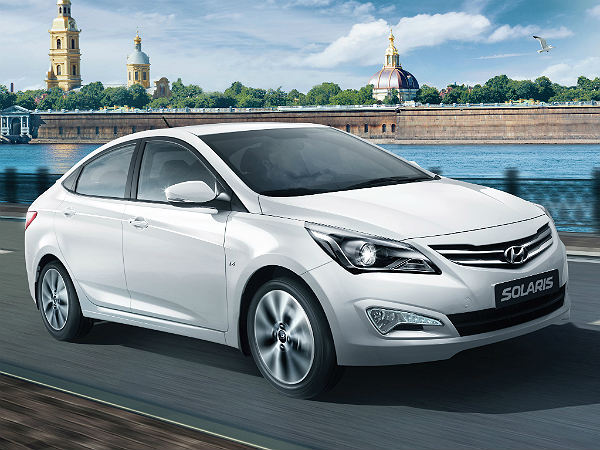 Hyundai Verna 2015 Refreshed Model Bookings Commence