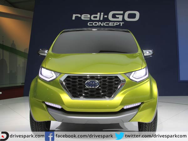 Datsun Redi-Go To Be Based On CMF A Platform Post Renault KWID