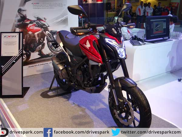 Honda CB Twister To Be Replaced By Livo Motorcycle
