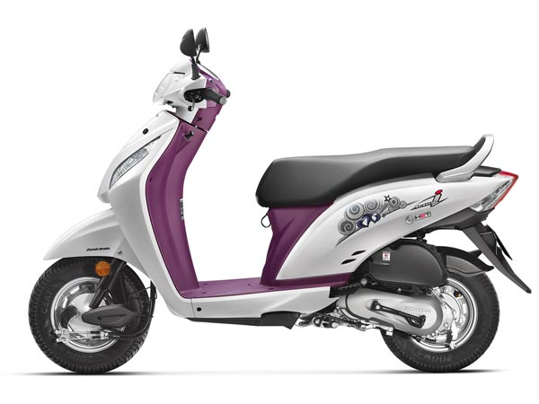 Honda 2015 Activa i Launched In India With New Colours and Price