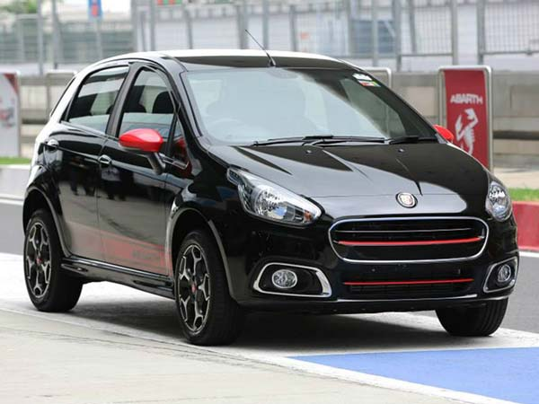 Fiat India Commences Booking Of Abarth Punto