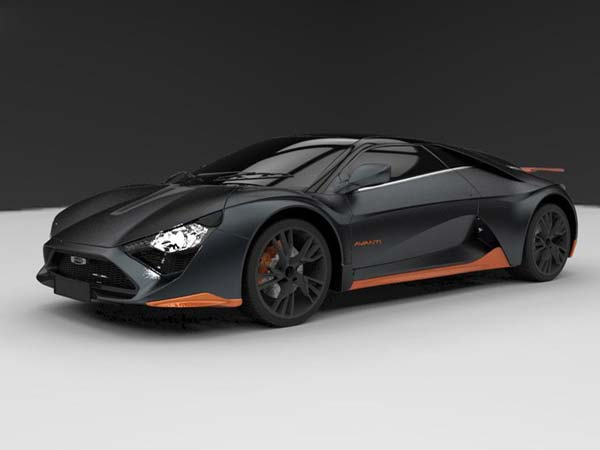 Limited Edition DC Avanti 310 Revealed
