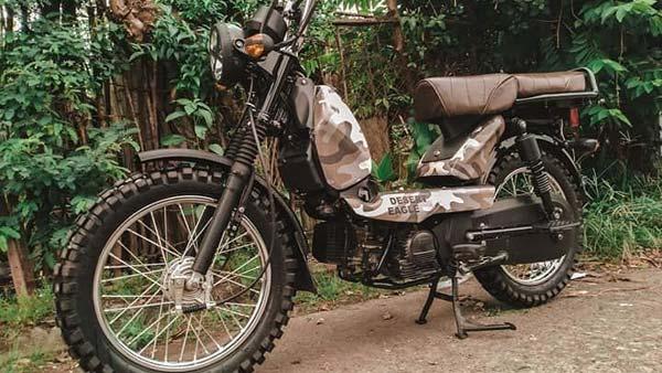രൂപംമാറി മിടുക്കനായി ടിവിഎസ് XL100