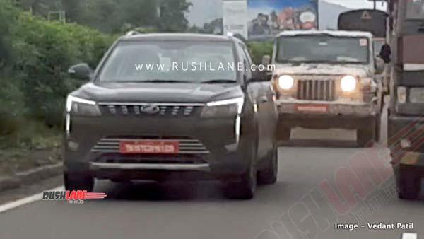 2020 മഹീന്ദ്ര ഥാർ, XUV300 എന്നിവയുടെ പുതിയ പരീക്ഷണ ചിത്രങ്ങൾ പുറത്ത്