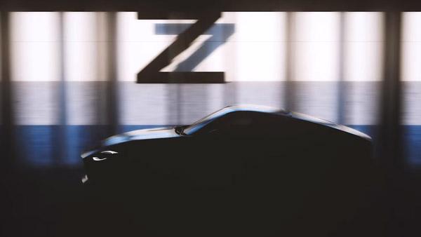 370Z സ്പോർട്സ് കാറിന്റെ പിൻഗാമിയെ അവതരിപ്പിച്ച് നിസ്സാൻ