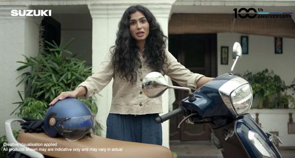 സ്വാതന്ത്ര്യദിനത്തോട് അനുബന്ധിച്ച് #പാർക്ക്ഫോർഫ്രീഡം ക്യാമ്പയിനുമായി സുസുക്കി
